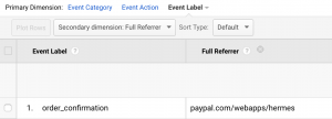 WooCommerce PayPal Referr